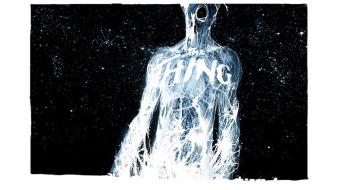 The thing fan art movies wallpaper