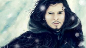 A song ice and fire jon snow wallpaper