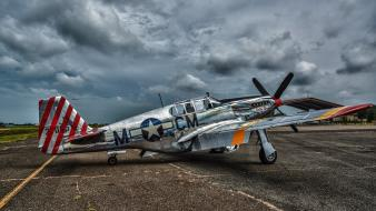 Aircraft p-51 p51 mustang wallpaper