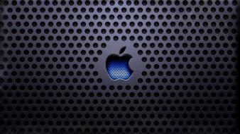 Apple inc. logos wallpaper