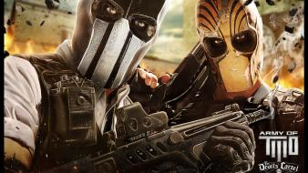 Army of two game the devils cartel wallpaper