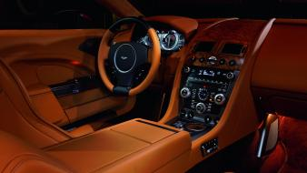 Aston martin car interiors interior wallpaper