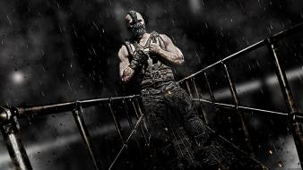 Bane batman the dark knight rises hero wallpaper