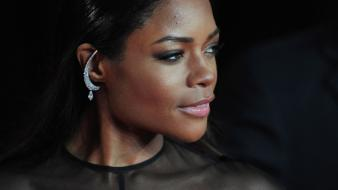 Black people actress bond girl naomie harris Wallpaper