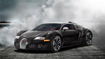 Bugatti veyron black wallpaper