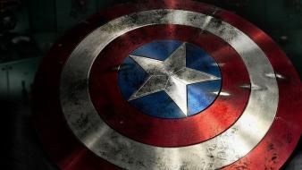 Captain america shield avengers wallpaper