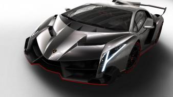 Cars headlights led concept car lamborghini veneno Wallpaper