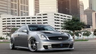 Cars infinity g35 wallpaper