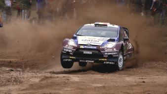 Cars rally ford fiesta wrc wallpaper