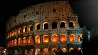 Colosseum in roma Wallpaper