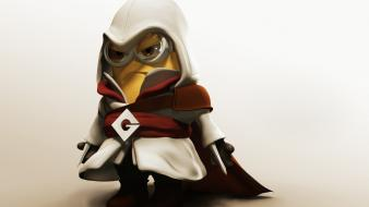 Despicable me ezio auditore da firenze minions wallpaper