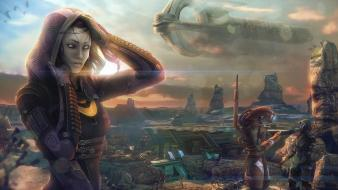 Effect 3 relay tali zorah nar rayya wallpaper