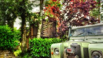 France hdr photography land rover pentax cabane wallpaper