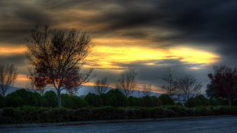 Hdr photography clouds landscapes nature wallpaper