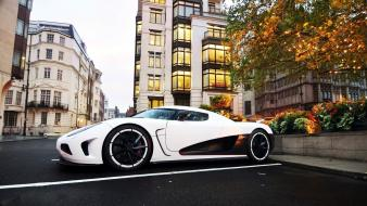 Koenigsegg supercars wallpaper