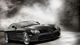 Mercedes benz sports car wallpaper