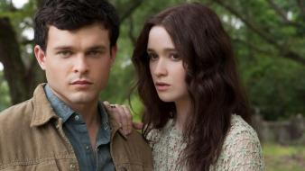Movie stills alice englert beautiful creatures ehrenreich Wallpaper