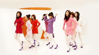 Music girls generation snsd korean Wallpaper