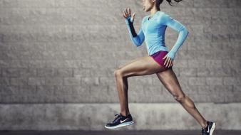 Nike athletes athletic fitness lifestyle wallpaper