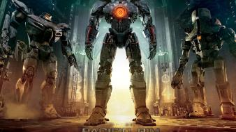 Pacific rim robot wallpaper