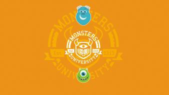 Pixar monsters university Wallpaper