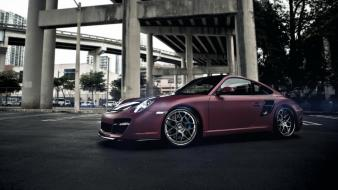 Porsche 911 vorsteiner cars tuning wallpaper