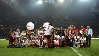 Soccer turkish galatasaray sk football stars wallpaper
