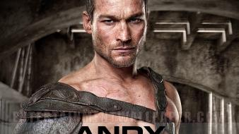 Spartacus andy whitfield Wallpaper