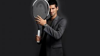 Sports tennis racquet novak djokovic players player wallpaper