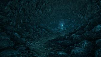 Video games caves cavern Wallpaper