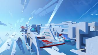 Video games mirrors edge Wallpaper