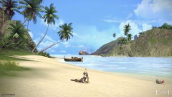 Video games screenshots tera mmorpg online wallpaper