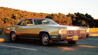 1968 cadillac fleetwood eldorado Wallpaper