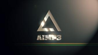 Aimp 3 logos Wallpaper