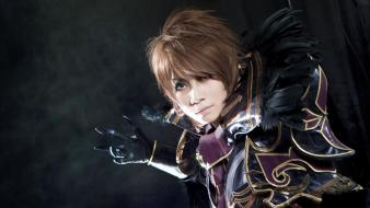 Aion cosplay wallpaper
