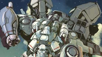 Artwork mecha robots wallpaper