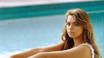 Blondes indiana evans h20 1972 wallpaper