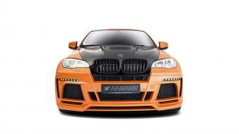 Bmw x6m hamann studio wallpaper