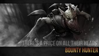 Bounty hunter dota 2 wallpaper