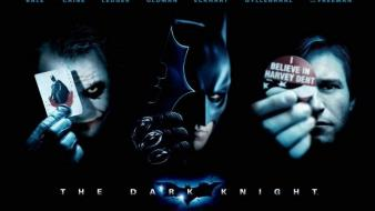 Cards batman the joker dark knight harvey dent wallpaper
