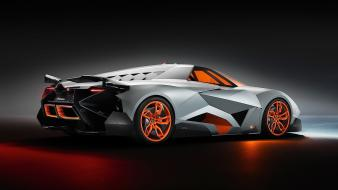 Cars races concept car lamborghini egoista wallpaper