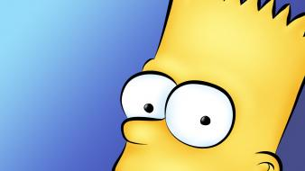 Cartoons the simpsons bart simpson Wallpaper