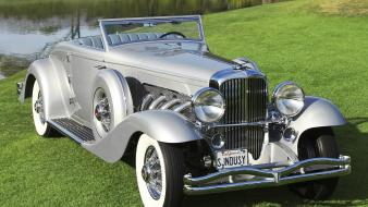 Convertible coupe duesenberg classic cars wallpaper