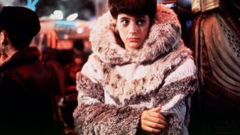 Cyberpunk sean young citylife cities black hair wallpaper