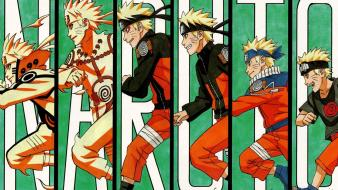 Evolution running sage mode uzumaki naruto chakra wallpaper