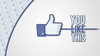 Facebook like a boss wallpaper