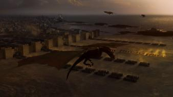 Fly series game of thrones cities dracarys wallpaper