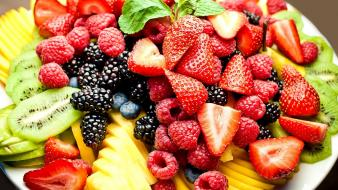 Fruits healthy wallpaper