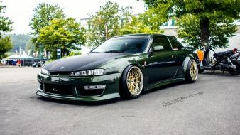 Japanese cars jdm silvia tuned car wallpaper