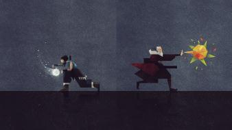 Korra avatar: the legend of dan matutina Wallpaper